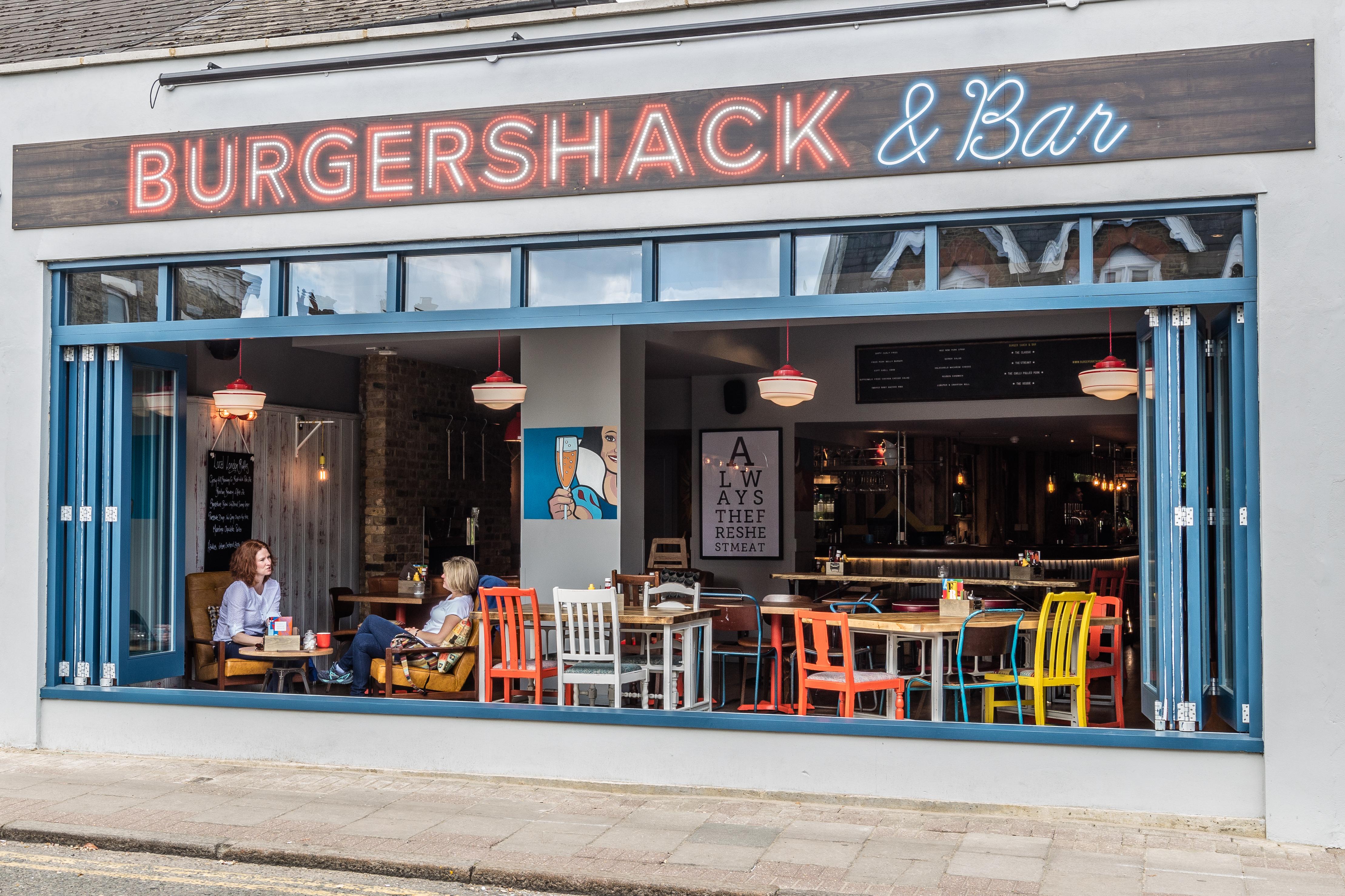 Burger Shack and Bar