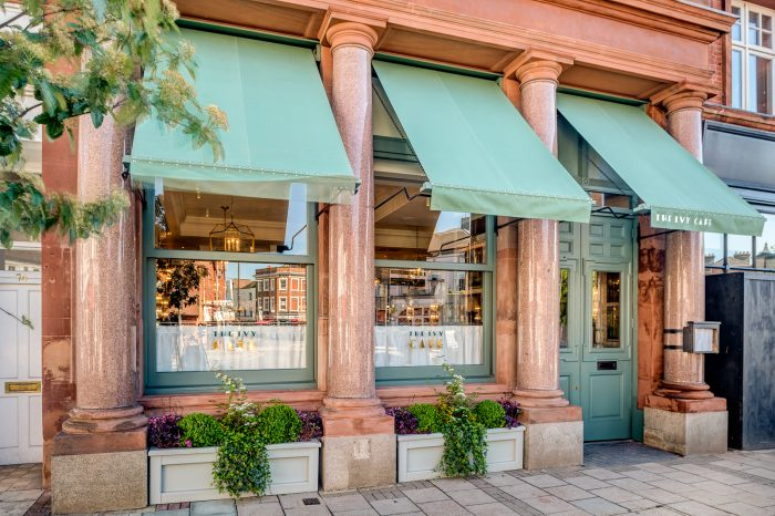 The Ivy Cafe SW19 Paul Winch-Furness / Photographer