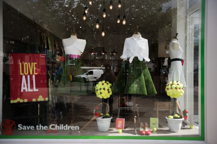 Mary's Living & Giving Shop for Save the Children - Wimbledon