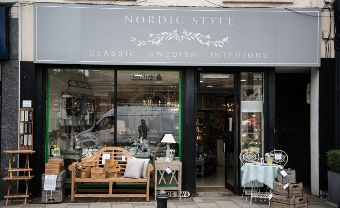 Nordic Style Wimbledon Village