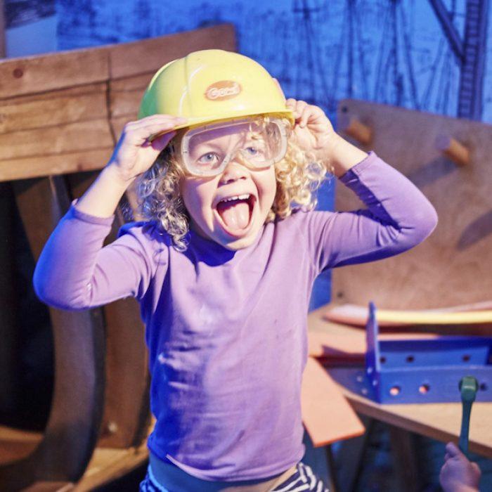 AHOY Children's Gallery Children's Play Area L8624-001_tile