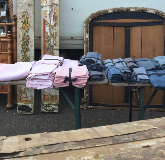 sunbury antique market linen napkins