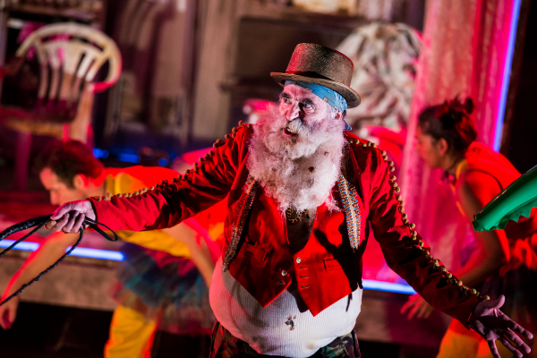 rose theatre the twits