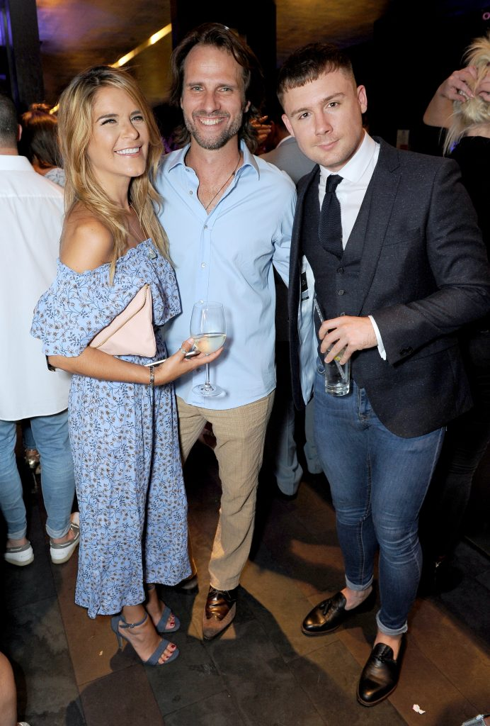 EastEnders' Danny-Boy Hatchard was announced as this year's official ambassador for the charity, and the party which was kindly sponsored by long-term supporters Burge & Gunson and Chemflow Environmental,