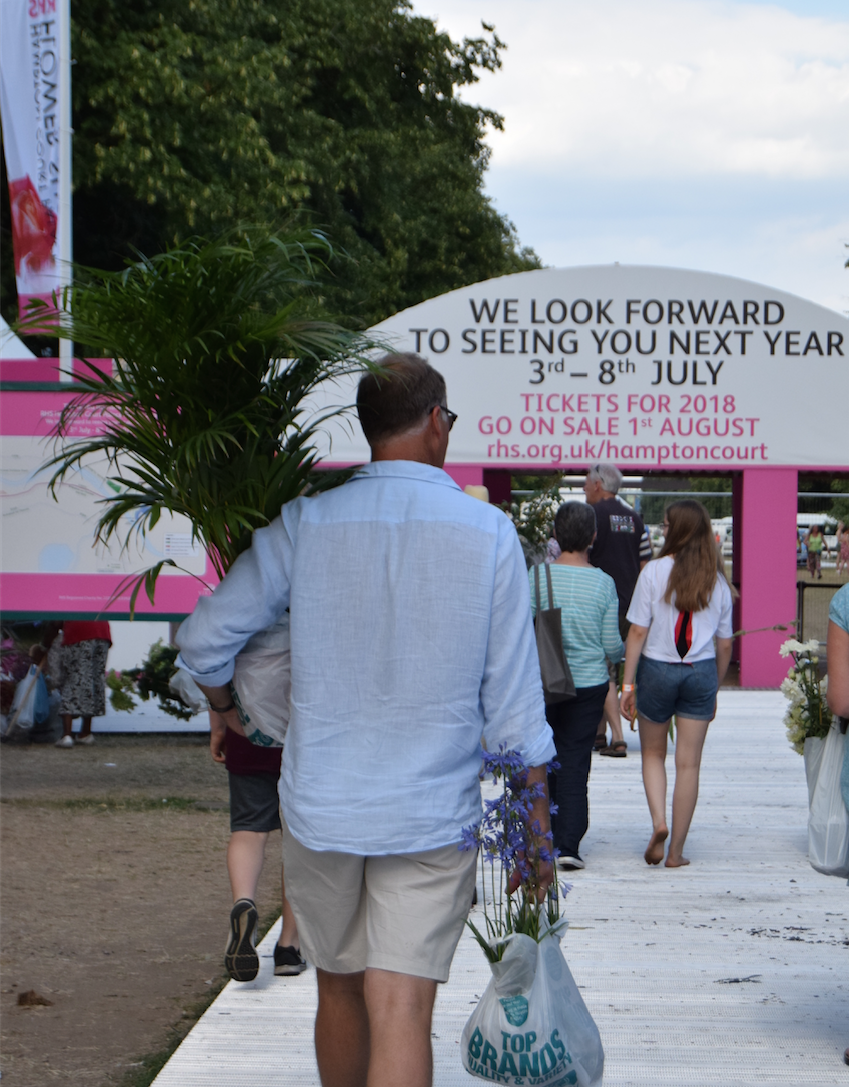 Hampton Court Palace Flower Show 2018