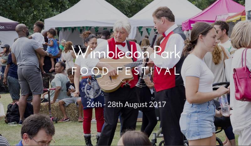 Lady Wimbledon Park Food Festival Bank Holiday Weekend