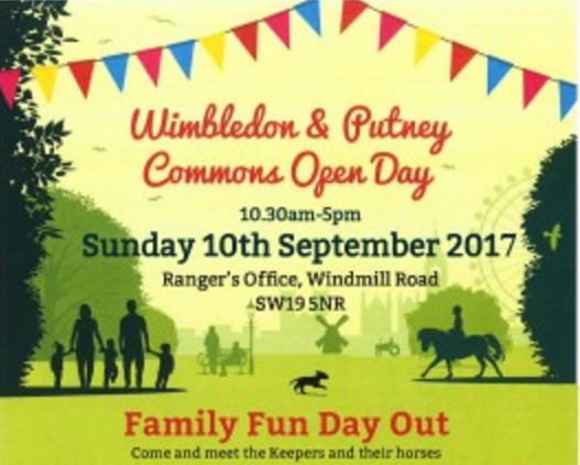 Wimbledon Commons Open Day