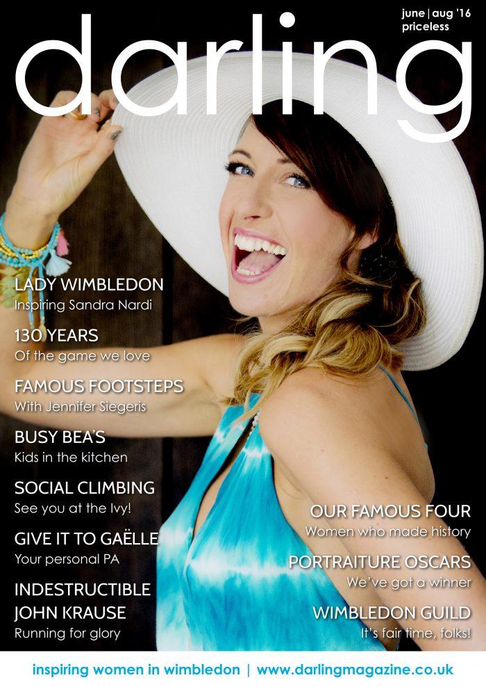 Darling Cover June Cover