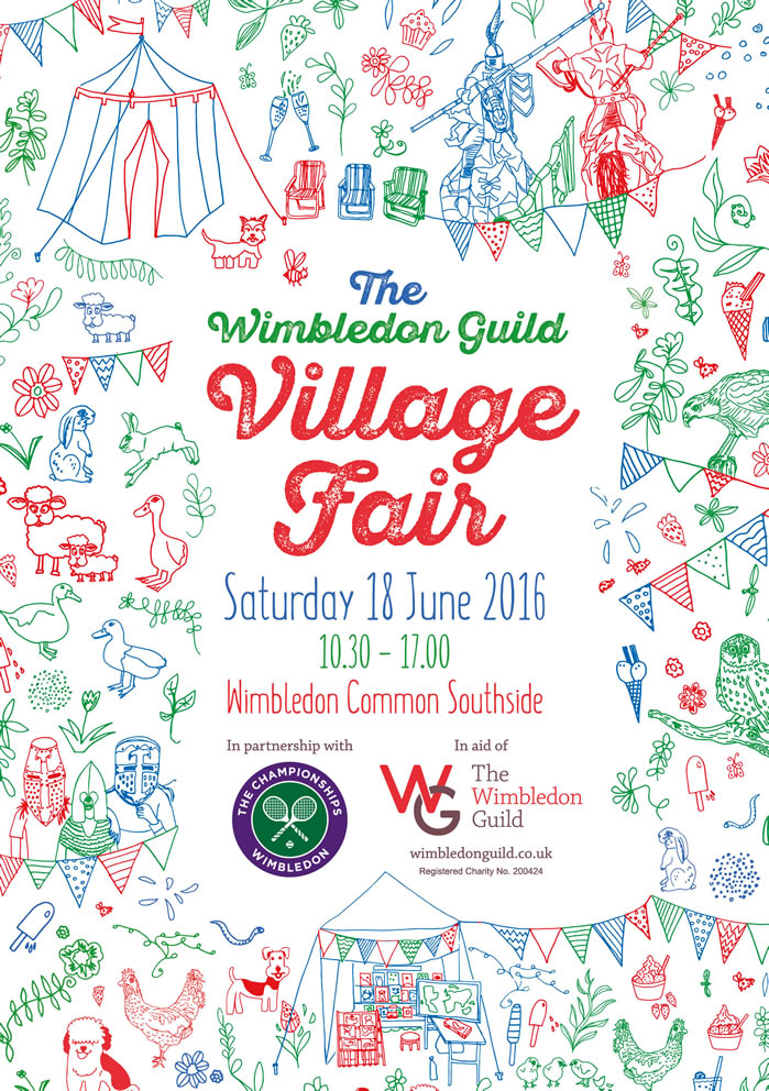 Wimbledon-Guild-Village-Fair-2016