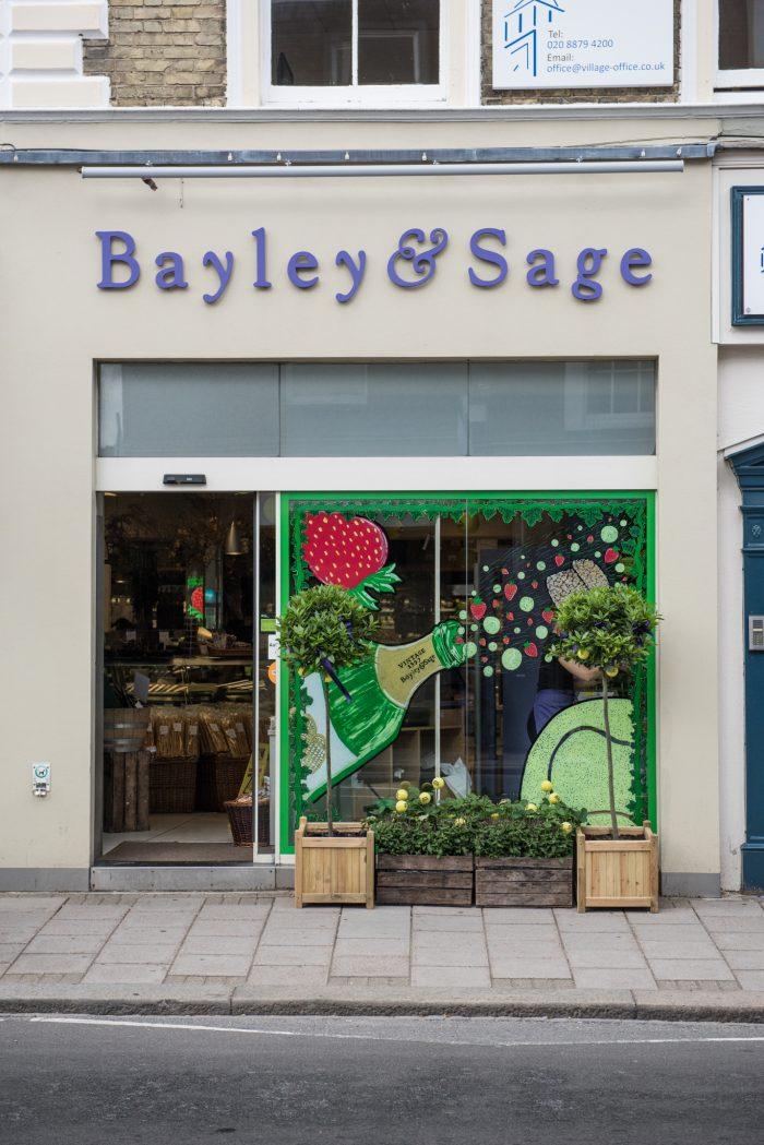 Bayley & Sage Wimbledon