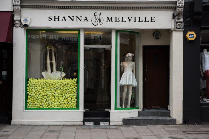 Shanna Melville Wimbledon