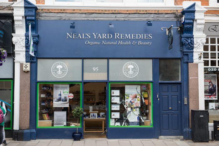 Neal's Yard Remedies Wimbledon