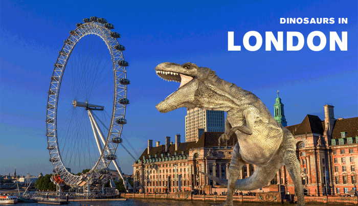 jurassic kingdom london