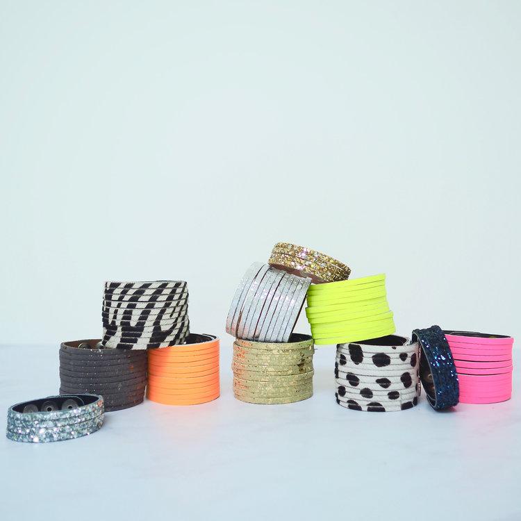 Gift Pop Cuffs