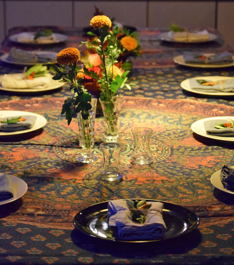 Lady Wimbledon Supper Club 2017 Helene Arentz Interior Design Brian Kirkby Flowers