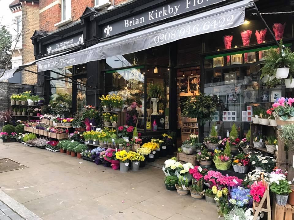 Brian Kirkby Florist