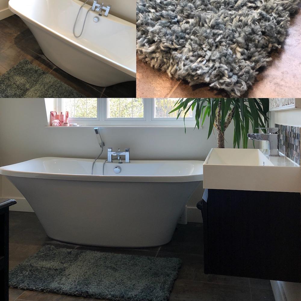 Wilko Bath Mat
