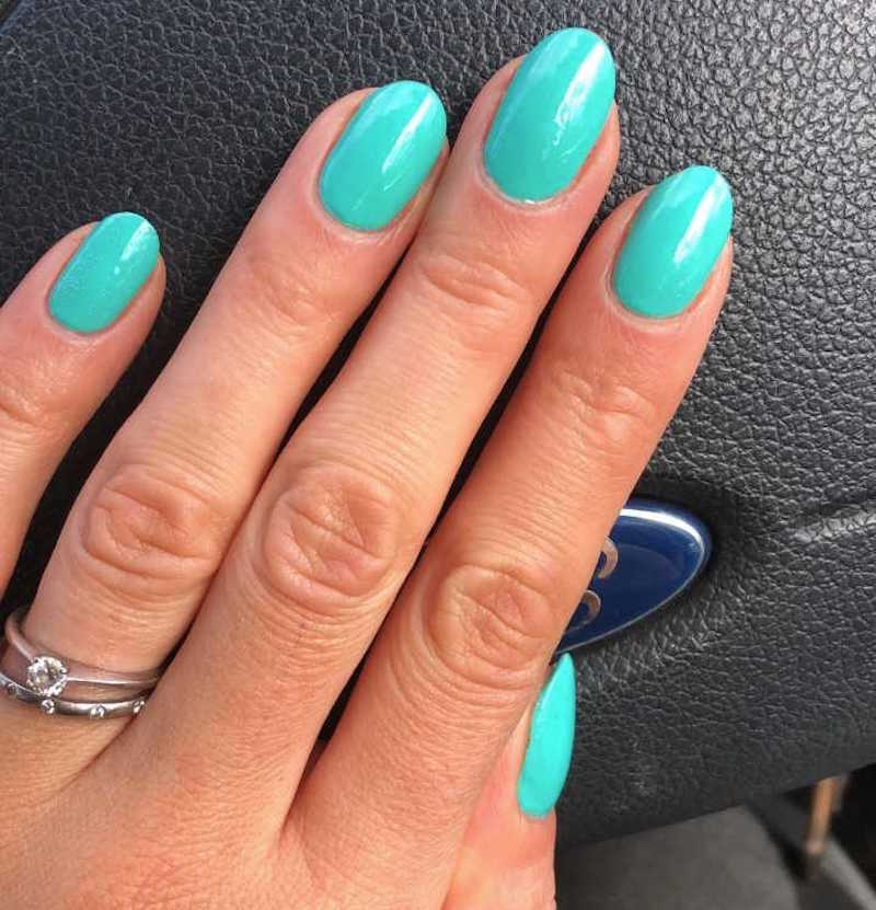Spring Nail Colour Trends — Lady Wimbledon