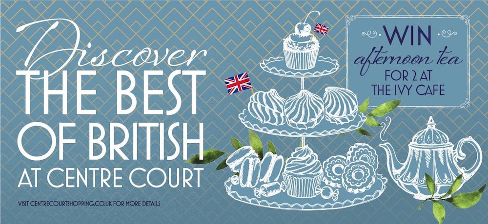 Centre Court Royal Wedding Competition