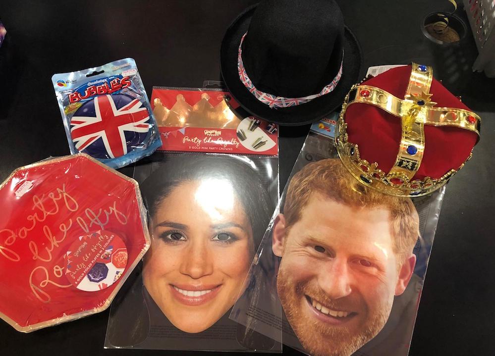 Centre Court Royal Wedding Partica