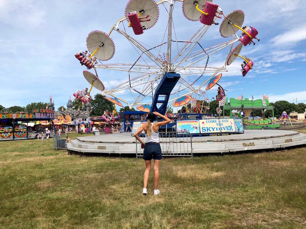 Wimbledon Common Fun Fair