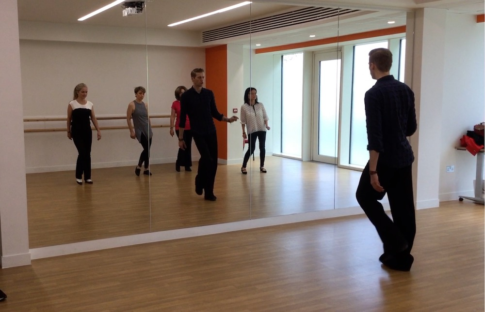 Simply Dancing Partners Latin Workout