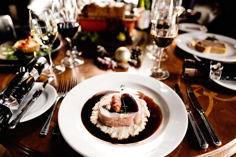 Lady Wimbledon, Cannizaro House, Wimbledon, Hotel Du Vin, Christmas, December