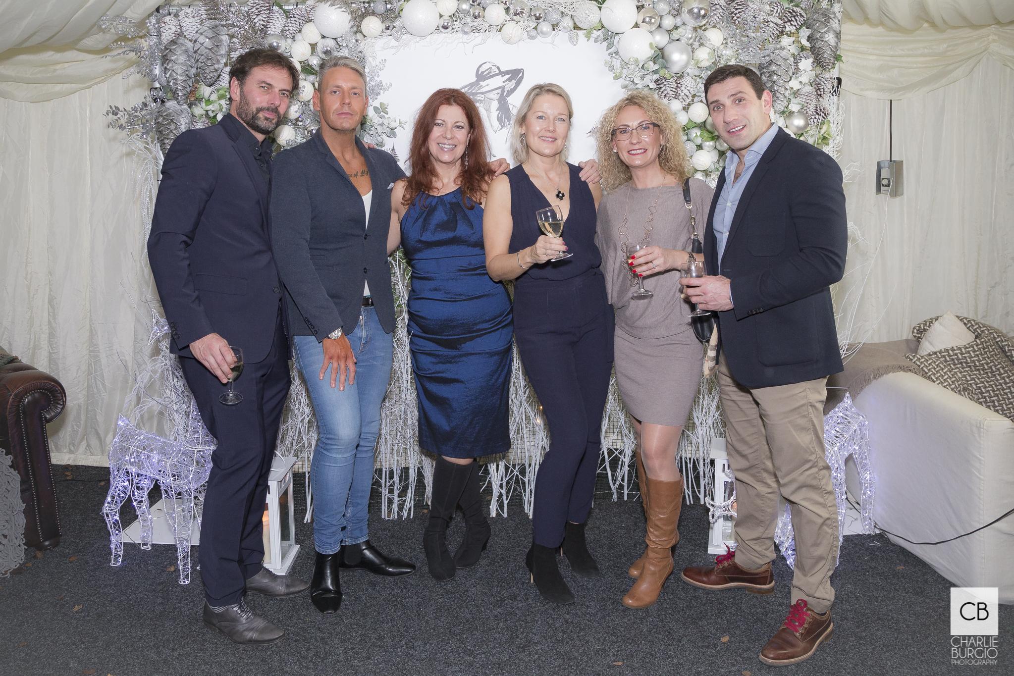 Lady Wimbledon, Trafalgar Marquee, Mr Sparx, Partica, Grant Bickell, Karine Torr, Marja-Leena Toseland, Darling Magazine