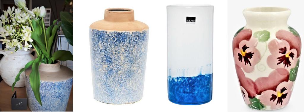 Spring Interiors Hacks: Vases