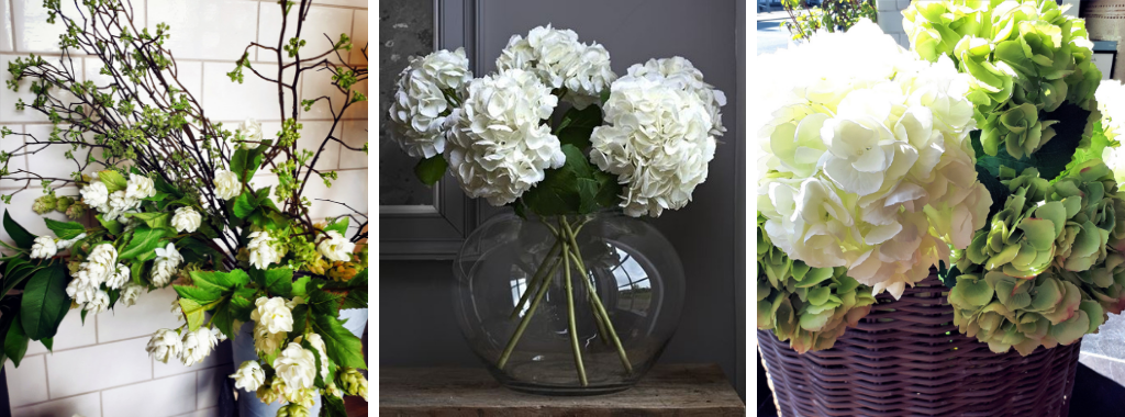 Spring Interiors Hacks: Flowers