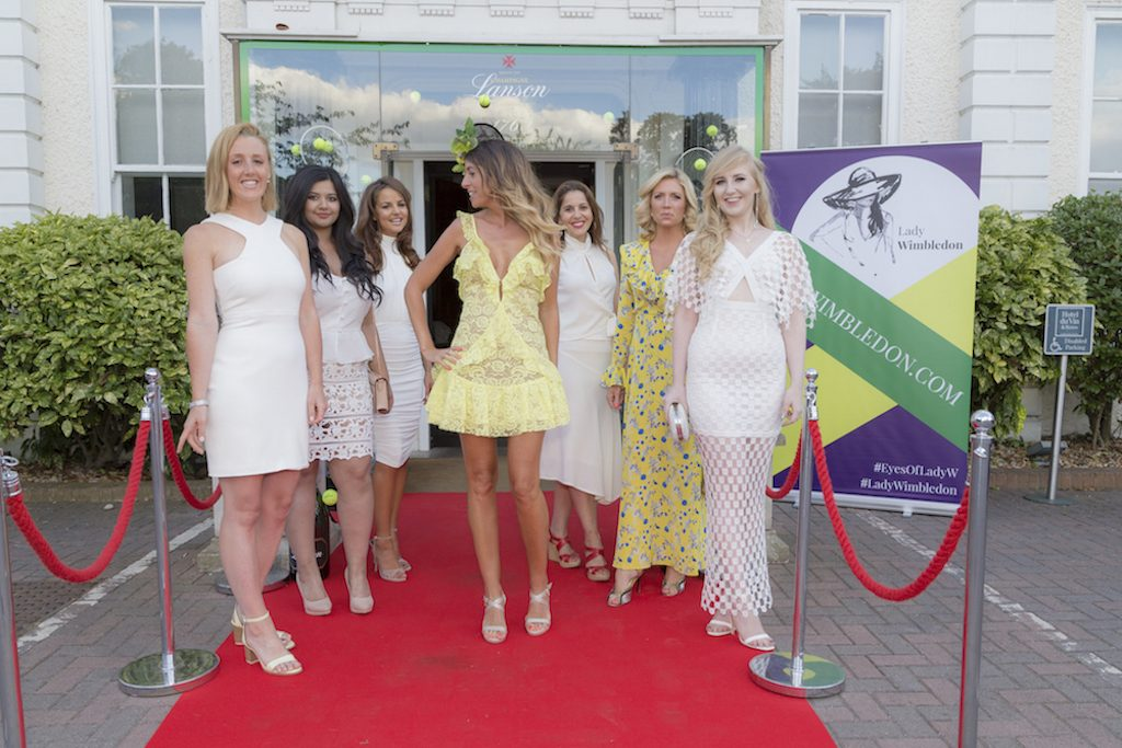 Tennis Party at Hotel du Vin Wimbledon at Cannizaro House
