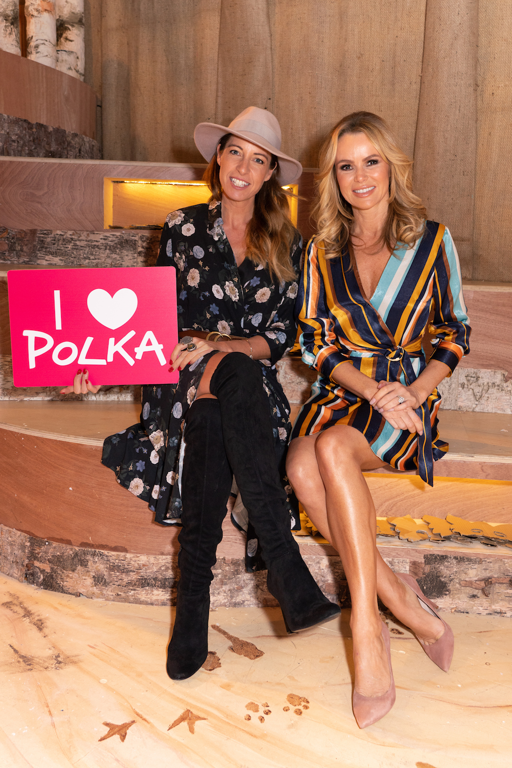 Lady Wimbledon at Polka Theatre with Amanda Holden
