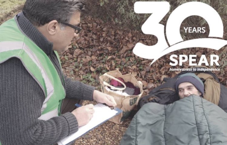 Merton homeless charity SPEAR