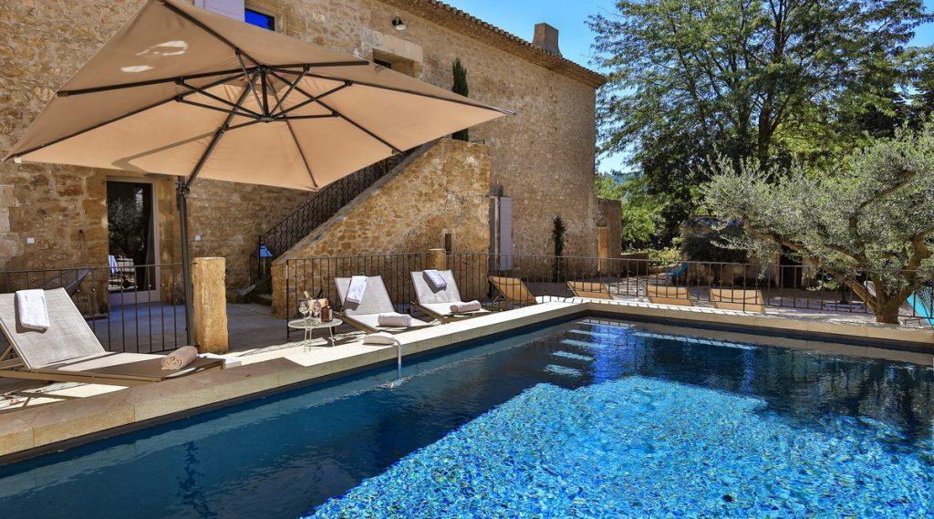 Luxury Villas With Tennis Courts | Bastide du Bonheur, Luberon, France | Edge Retreats