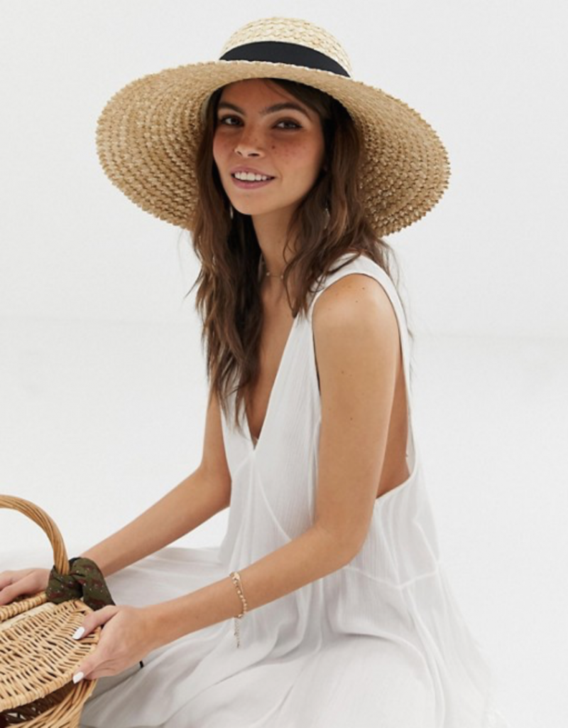 What to wear to Wimbledon - the perfect straw hat