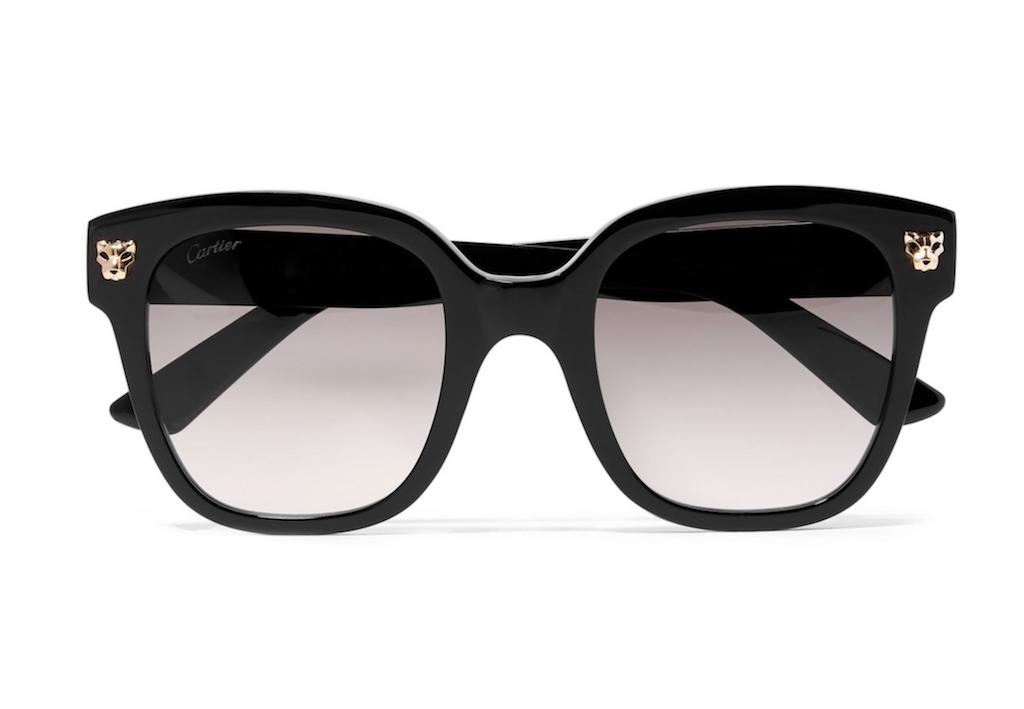 What to wear to Wimbledon: Cartier sunglasses, Net-a-Porter