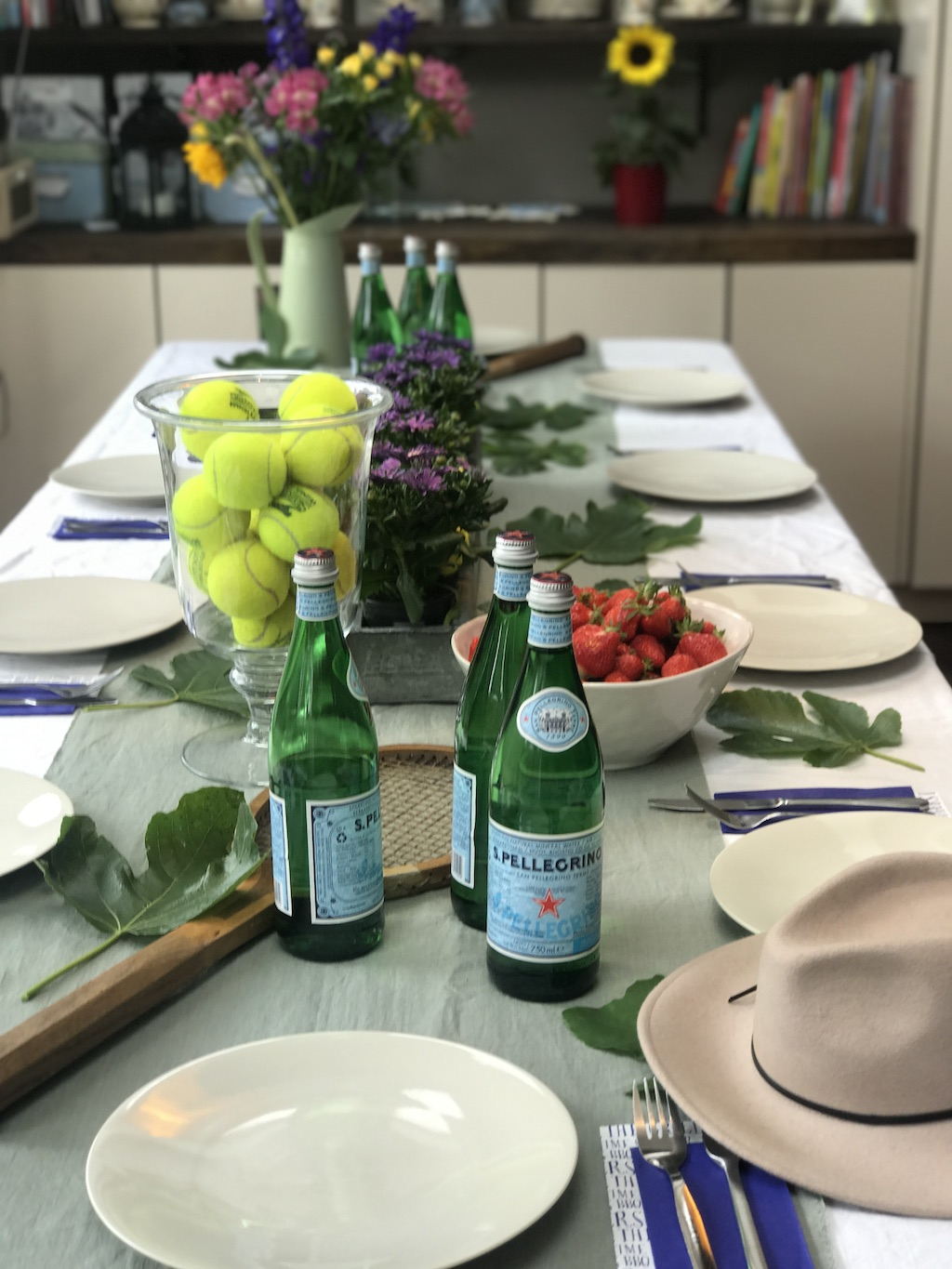 Home Win Top Tips For Wimbledon Tennis Party Decor Lady