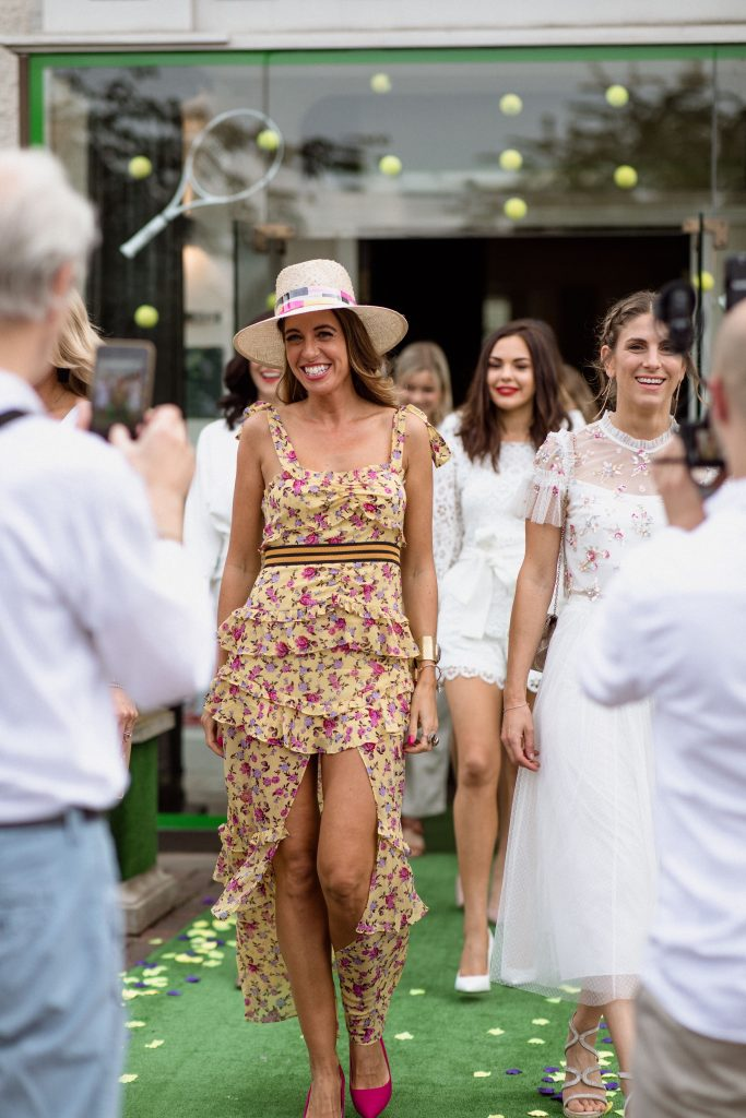 What to wear to Wimbledon Tennis