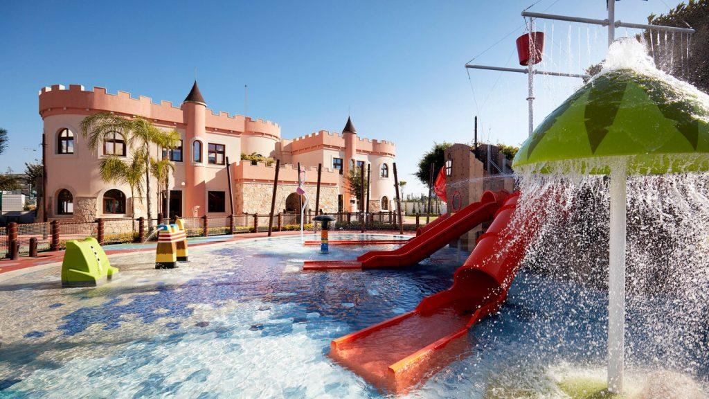 Kids club facilities at Parklane Resort & Spa