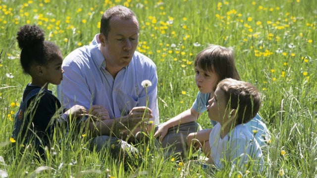 Kids story time at Morden Hall Park NT