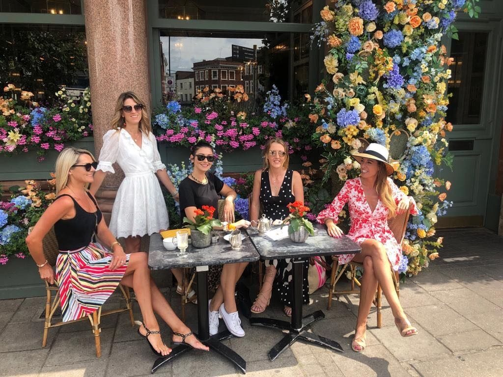 What to wear to Wimbledon - The Ivy Café