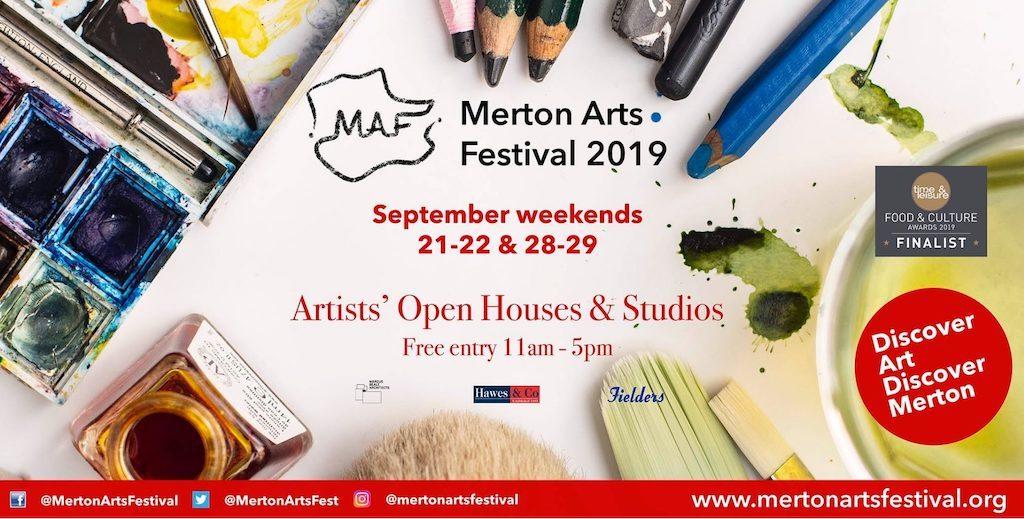 Merton Arts Festival 2019