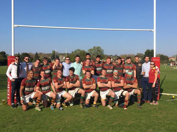 Rugby season 19/20 Old Wimbledonians RFC