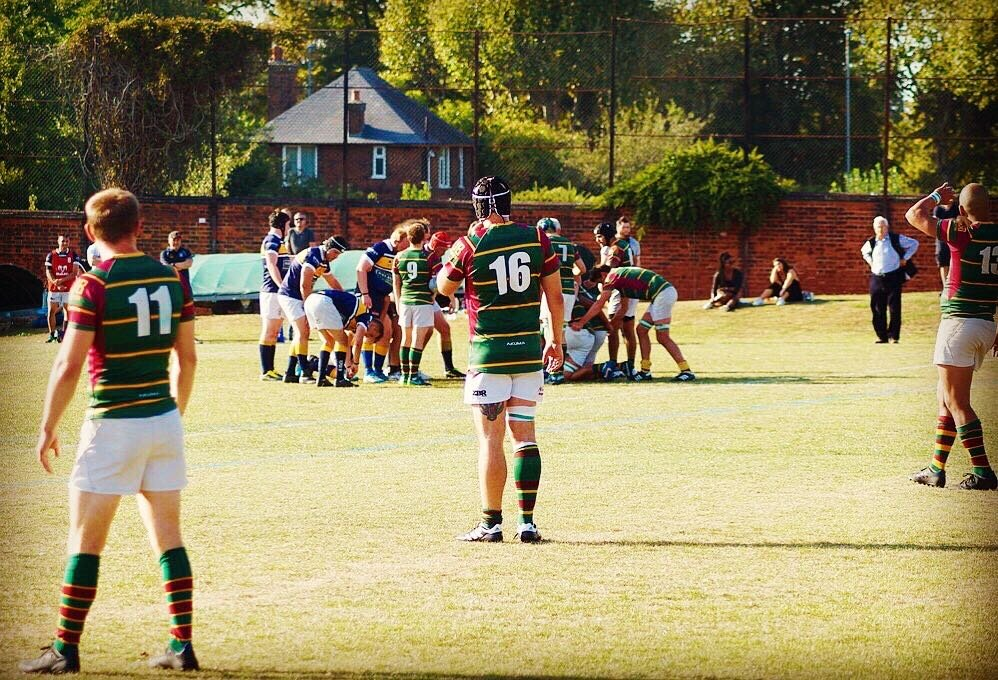 Rugby season at Old Wimbledonians