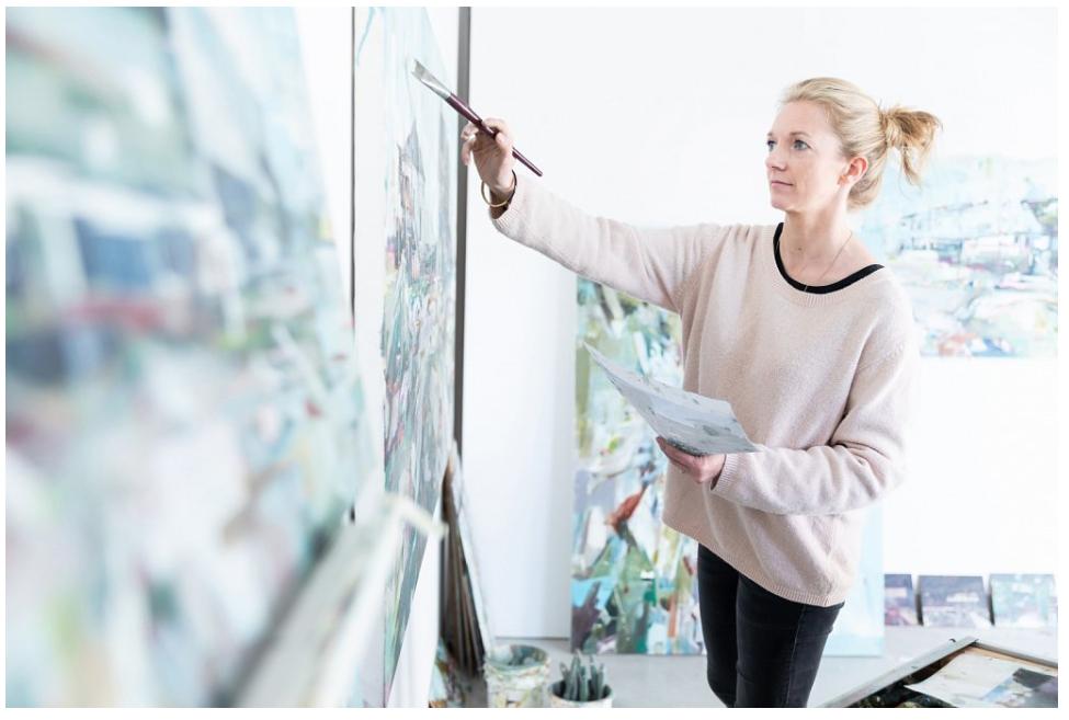 Katharine Le Hardy artist