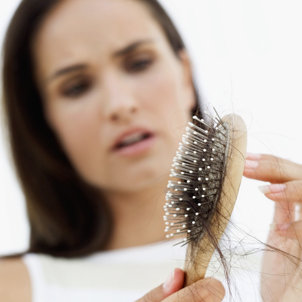 Top tips for treating hair loss