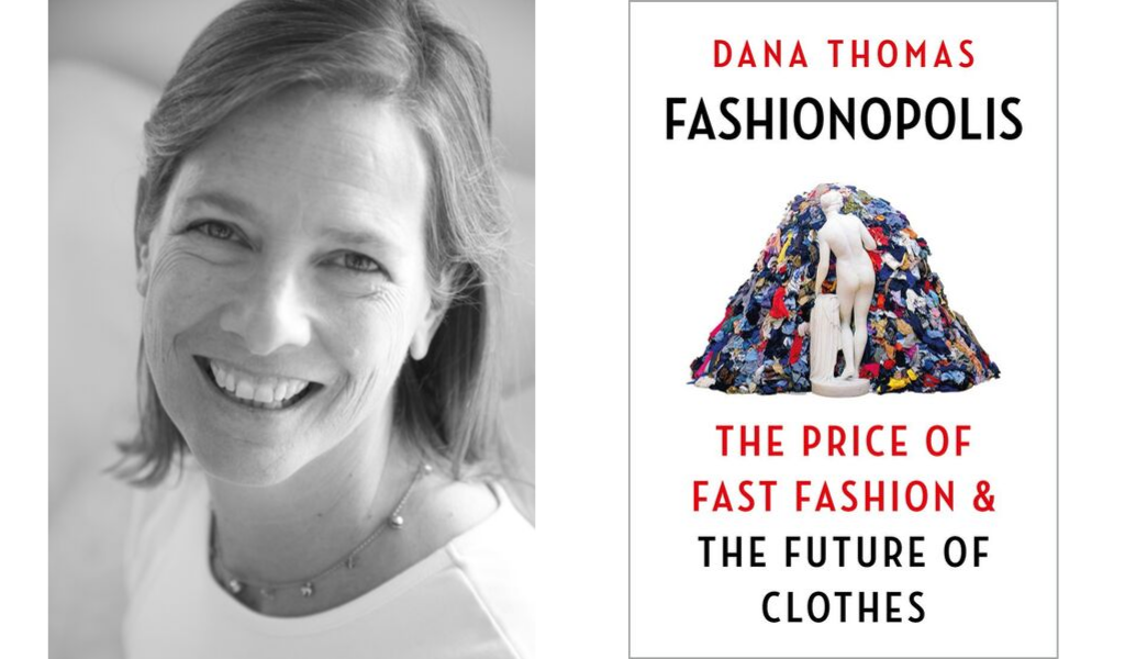 The Price of Fast Fashion – Wimbledon BookFest 2019