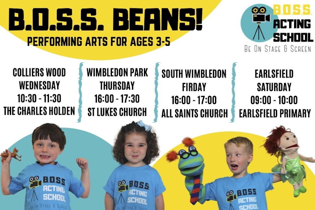 B.O.S.S. Beans classes