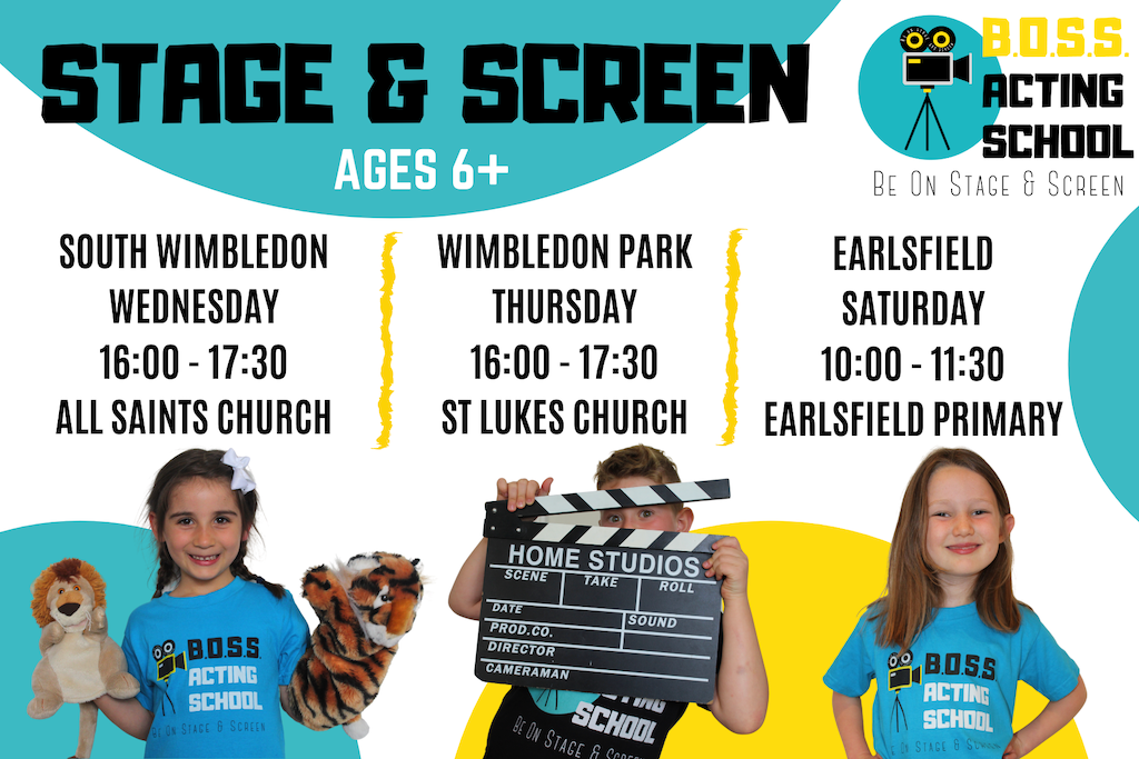 Stage & Screen Classes