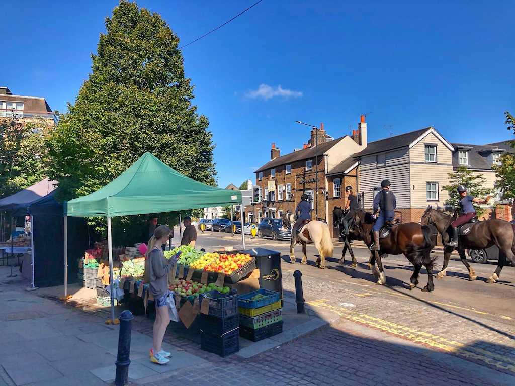Wimbledon Village Farmer's Market